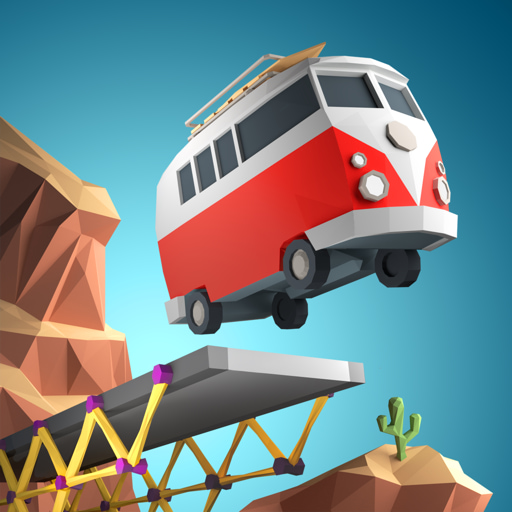 Poly Bridge app icon