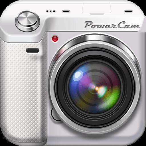 PowerCam app icon