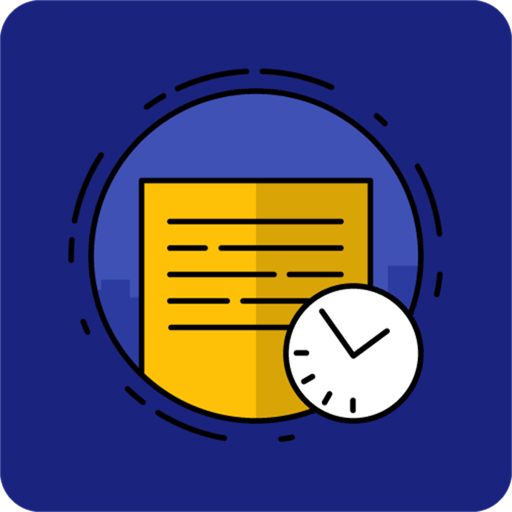 Punch In / Out Timesheet App app icon