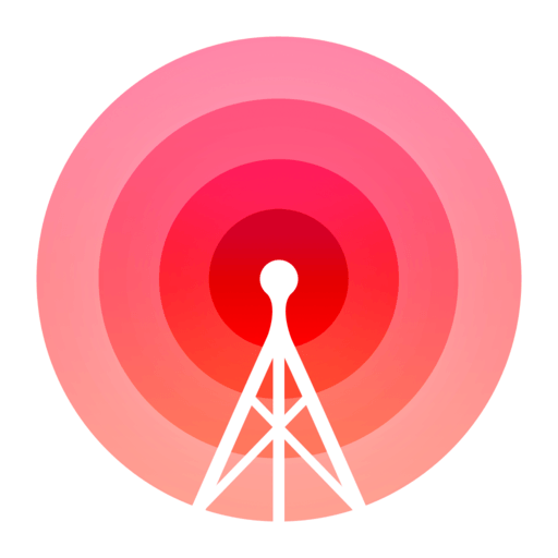 Radium ~ Perfect Internet Radio app icon