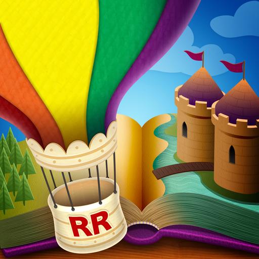 Reading Rainbow app icon