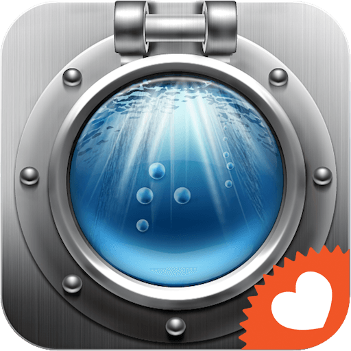 Real Aquarium HD Pro with Airplay Streaming app icon