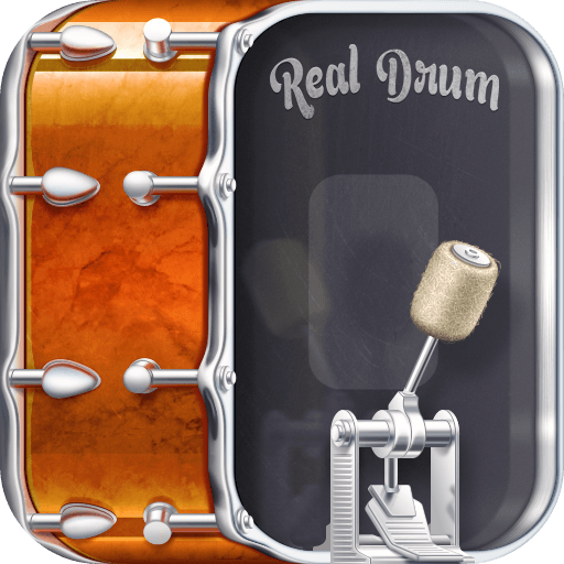 Real Drum app icon