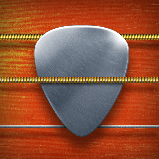 Real Guitar app icon