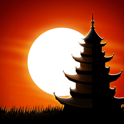 Relax Melodies Oriental Sleep Premium app icon
