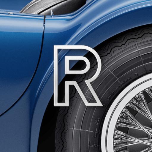 Road Inc. - Legendary Cars app icon