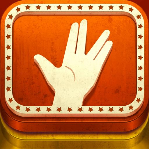 RPSLS — Rock Paper Scissors Lizard Spock app icon