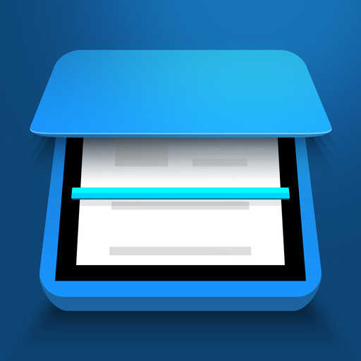 Scanner for Me + OCR app icon