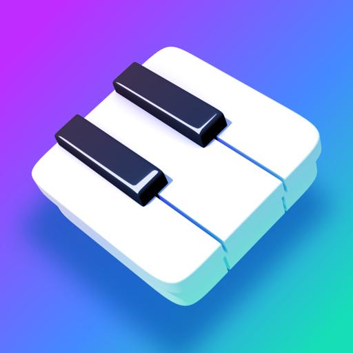 Simply Piano by JoyTunes app icon