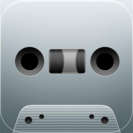 Snowtape Radio app icon