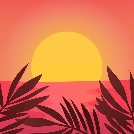 Sonus Island: Stunning Nature app icon