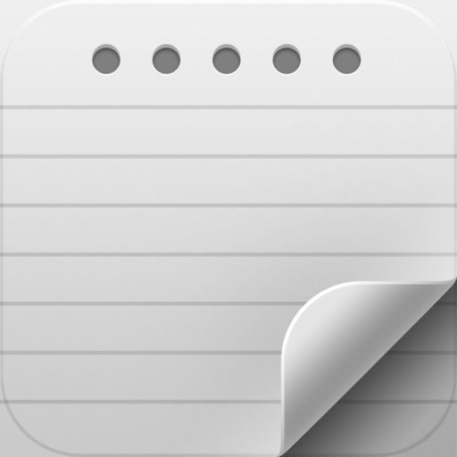 Squarespace Note app icon