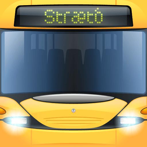 Strætó app icon