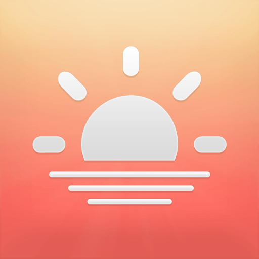 Sunrise Calendar. app icon