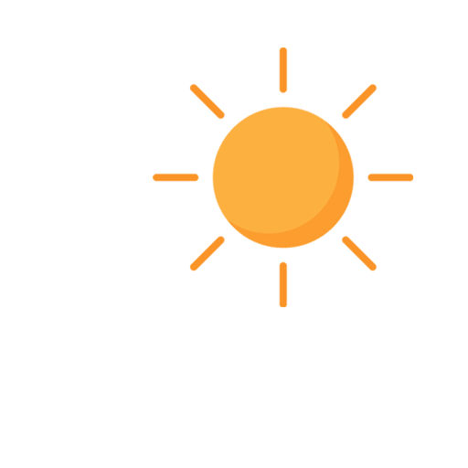 Sunshine - Local Weather Alerts with Accurate Live Forecast app icon
