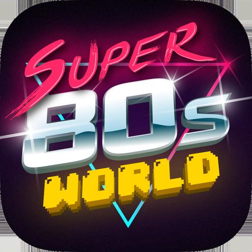 Super 80s World app icon