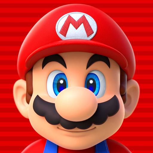 SUPER MARIO RUN app icon