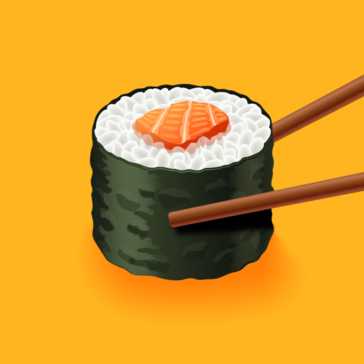 Sushi Bar Idle app icon
