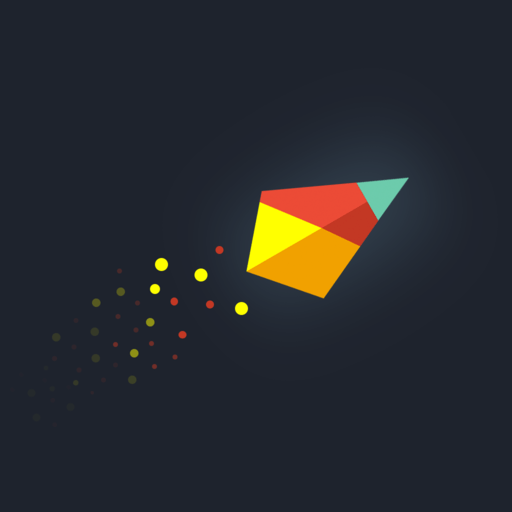 Symmetrica - Minimalistic game app icon