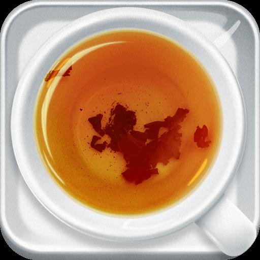 Tea-Reading app icon
