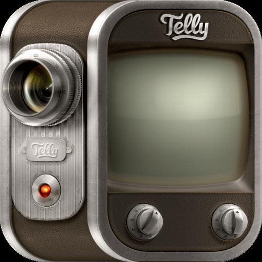 Telly app icon