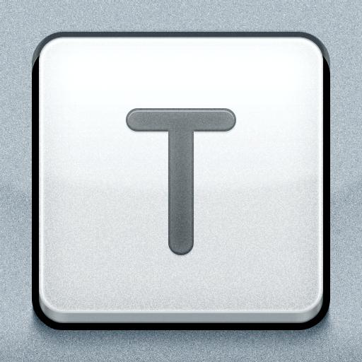Textastic Code Editor app icon