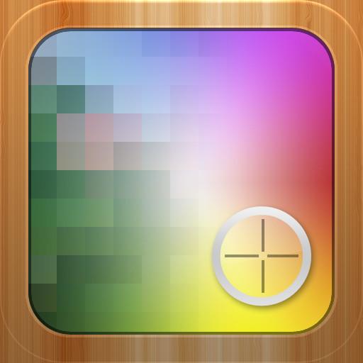 The Color Picker app icon