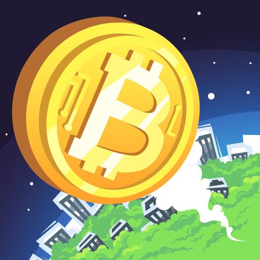 The Crypto Games: Bitcoin app icon