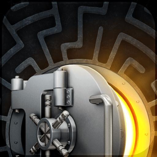 The Heist app icon