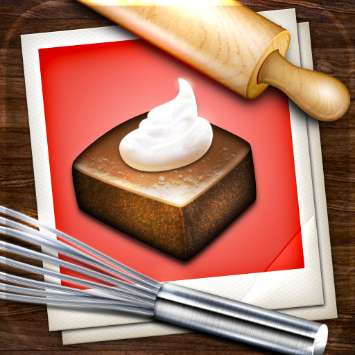 The Photo Cookbook – Baking app icon