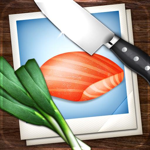 The Photo Cookbook – Quick & Easy app icon