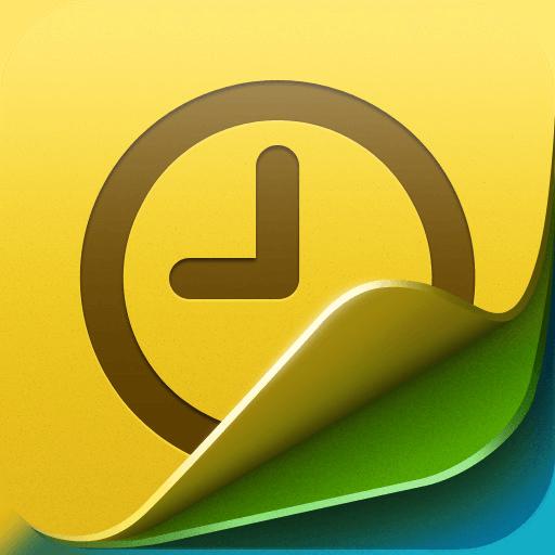 Timenotes app icon