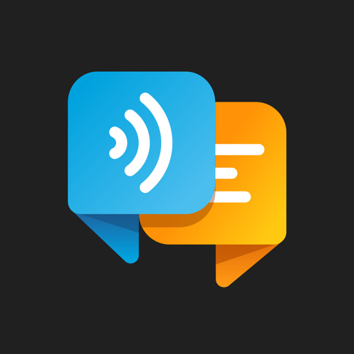 Translater+ voice translator app icon