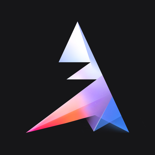 Trigraphy: Abstract Art Editor app icon
