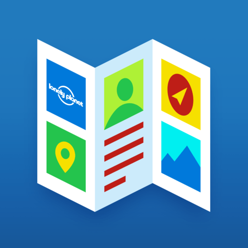 Trips by Lonely Planet app icon