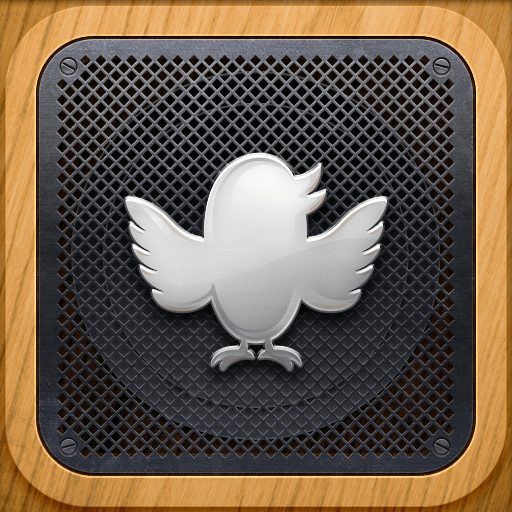 Tweet Speaker app icon