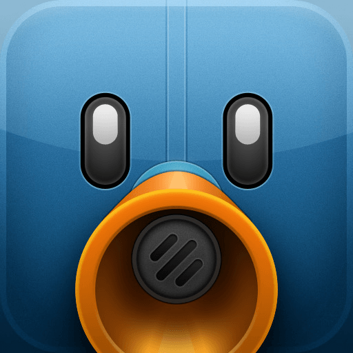 Tweetbot app icon