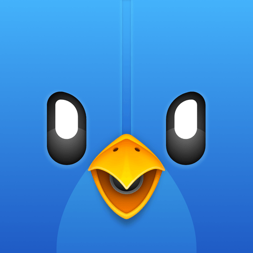 Tweetbot 5 for Twitter app icon
