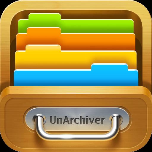 Unarchiver app icon