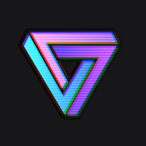 VaporCam-Retro Filter Camera app icon