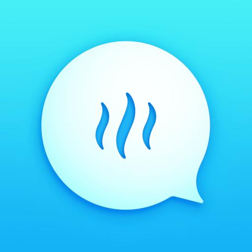 VaporChat app icon