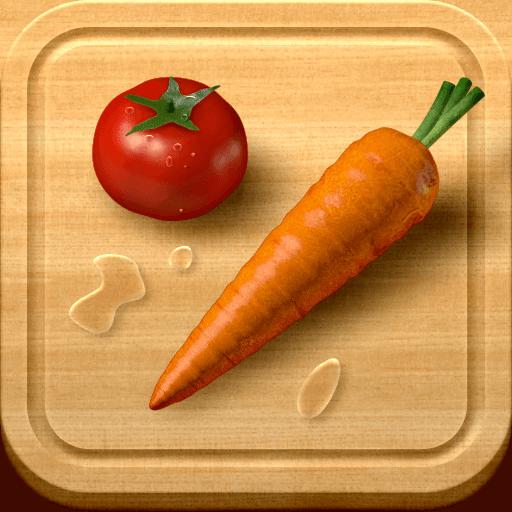 Veggie Meals app icon
