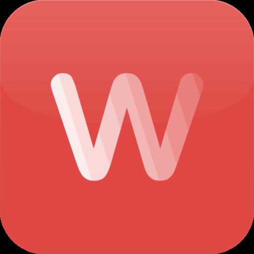 Wallpapr app icon
