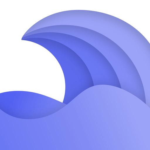 WaveVPN app icon