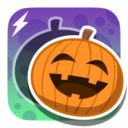 Wee Halloween Puzzles app icon