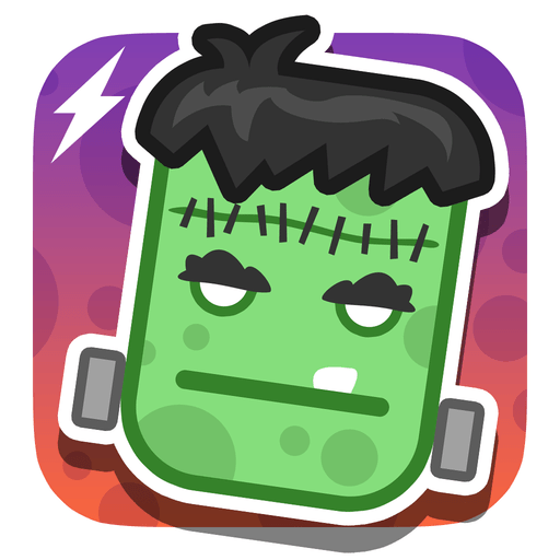 Wee Monster Puzzles app icon