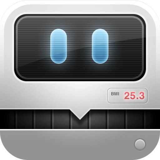 Weightbot app icon
