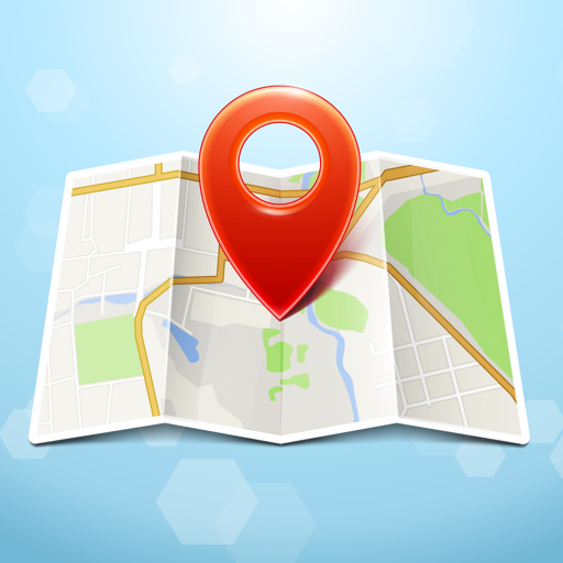 Where Am I? - GPS Location & Address Finder app icon