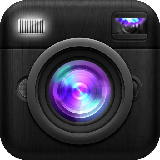 Wood Camera app icon