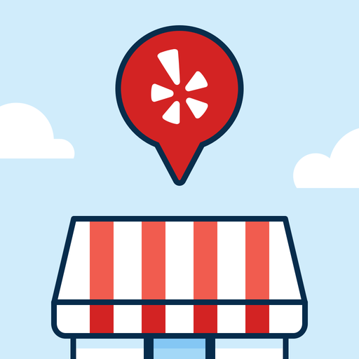 Yelp for Business Owners app icon